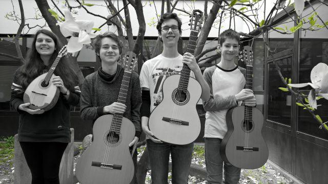 Gitarre kennenlernen Gitarre und Gitarristen